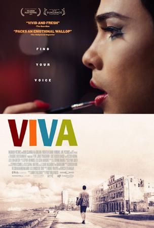 Paddy Breathnach Viva Poster