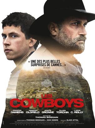 Thomas Bidegain Les Cowboys
