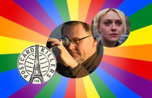 Dakota Fanning The Postcard Killings