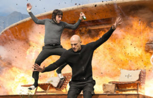 The Brothers Grimsby blu-ray cover