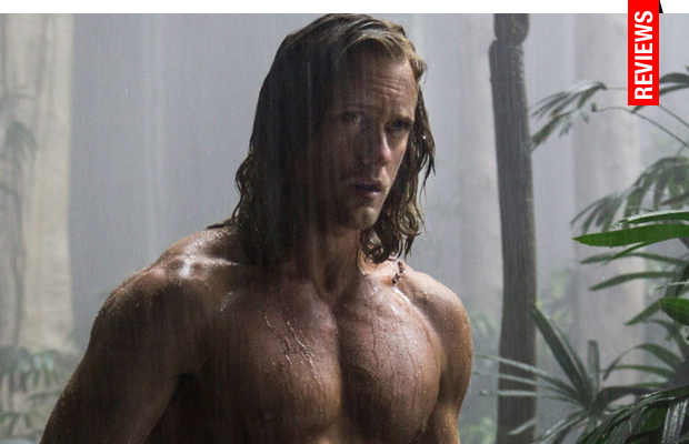 David Yates Legend of Tarzan Review