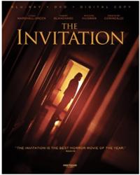 Karyn Kusama The Invitation Blu-ray Cover