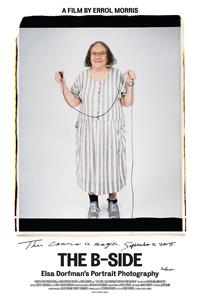 The B-Side: Elsa Dorfman's Portrait Photography Errol Morris