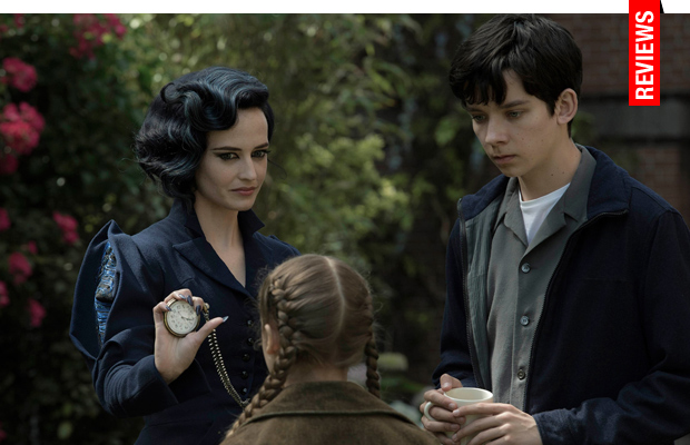 Miss Peregrine's School for Peculiar Children