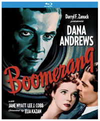 Elia Kazan Boomerang!