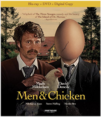 Thomas Anders Jensen Men and Chicken Blu-ray Review