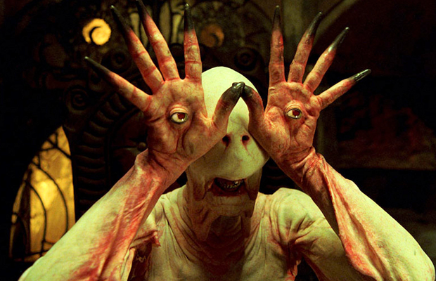 Pan's Labyrinth Blu-ray Cover