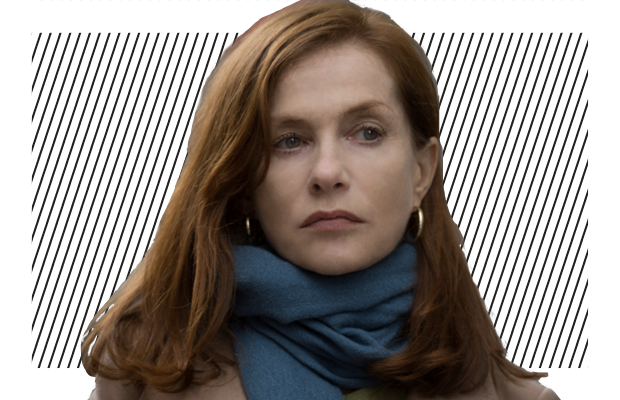 Isabelle Huppert Interview Elle