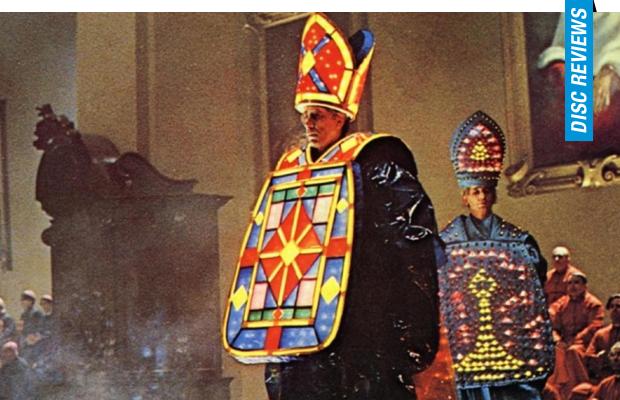 Criterion Collection: Fellini's Roma