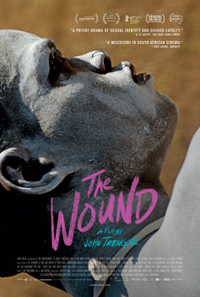 John Trengove The Wound Poster