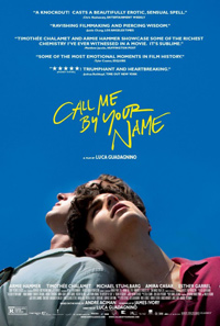 Call Me by Your Name Luca Guadagnino Poster