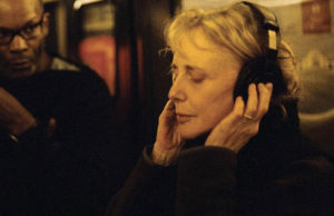 Claire Denis' Black Glasses