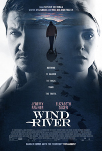 Wind River Taylor Sheridan Poster