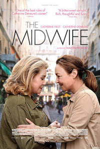 Martin Provost The Midwife Poster