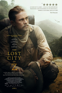 James Gray The Lost City of Z