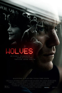 Bart Freundlich Wolves Poster