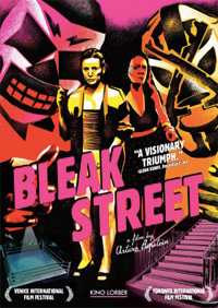 Bleak Street DVD Cover