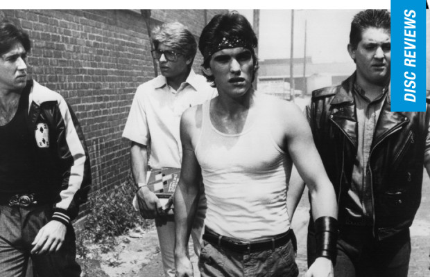 Rumble Fish Blu-ray Review