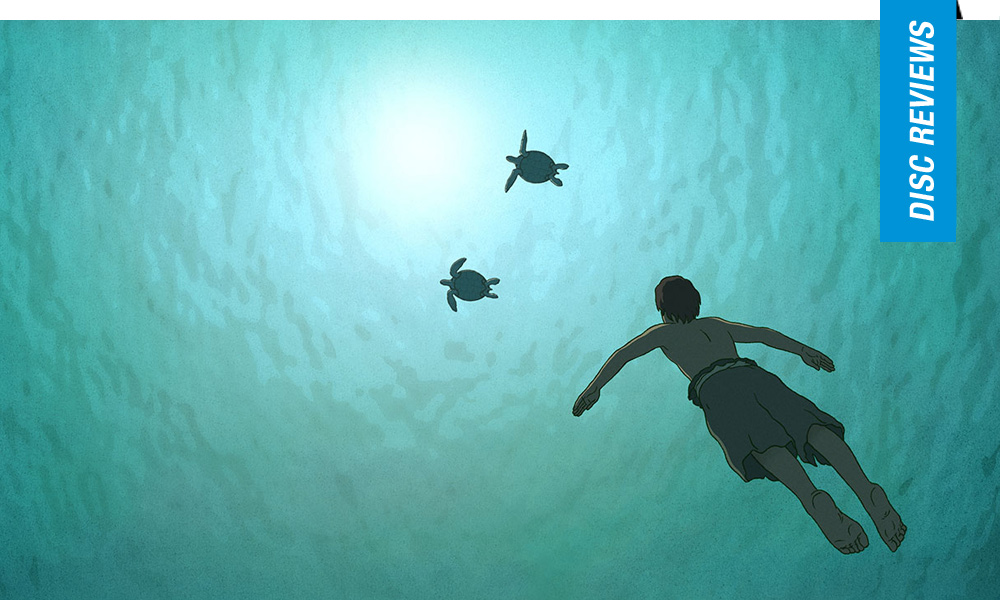 Michael Dudok de Wit The Red Turtle