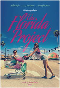 Sean Baker The Florida Project Poster