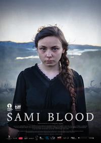 Amanda Kernell Sami Blood Poster