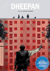 Dheepan Jacques Audiard Blu-ray Cover
