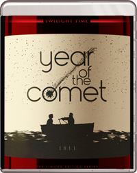 Year of the Comet Peter Yates Blu-ray Review