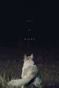 It Comes at Night Trey Edwards Shults Poster
