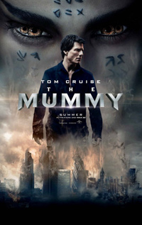 Alex Kurtzman The Mummy Poster