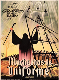 Alfredo B. Crevenna Muchachas de Uniforme