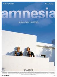 Amnesia Barbet Schroeder Poster
