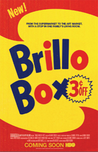 Lisanne Skyler Brillo Box