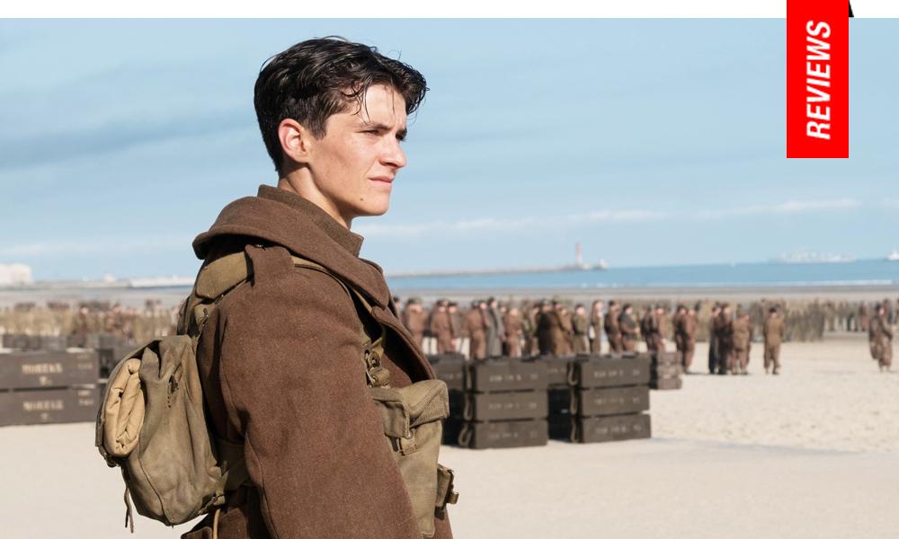 Dunkirk Christopher Nolan Review
