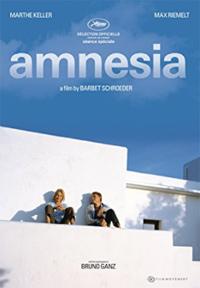 Barbet Schroeder Amnesia cover