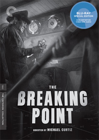 The Breaking Point Michael Curtiz blu ray Cover