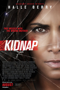 Luis Prieto Kidnap Poster