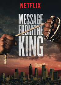 Fabrice Du Welz Message from the King Poster