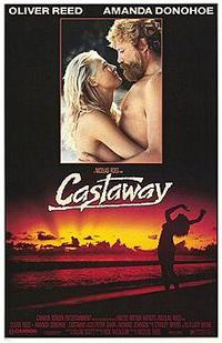 Nicolas Roeg Castaway Poster