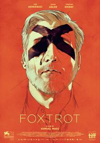Samuel Maoz Foxtrot Poster