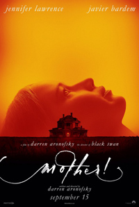 Darren Aronofsky mother! poster