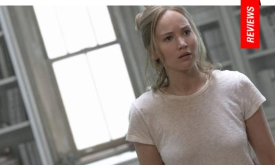 Darren Aronofsky mother! review