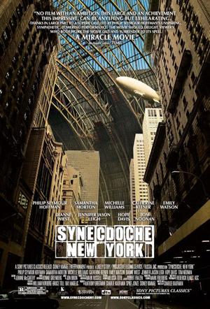 Synecdoche, New York Charlie Kaufman