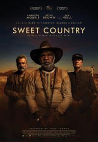 Sweet Country Warwick Thorton Poster