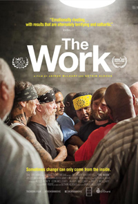 Jairus McLeary The Work Poster