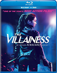 The Villainess   Blu-ray Review Jung Byung-gil