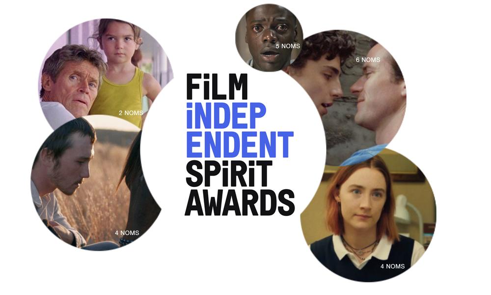 2018 Indie Spirit Award nominations