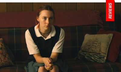 Greta Gerwig Lady Bird Review