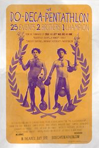Mark and Jay Duplass The Do Deca Pentathlon