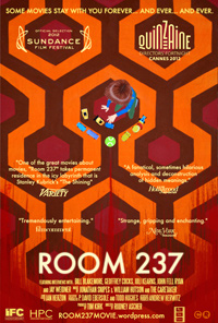 Rodney Ascher Room 237 Poster Cannes