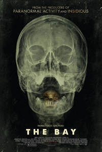 Barry Levinson The Bay Poster